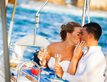 Bahamas Romantic Private Yacht Charters